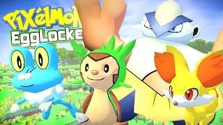 getlinkyoutube.com-Pixelmon Island Egglocke - THE EGGVENTURE BEGINS! (Minecraft Pixelmon 5.0) #1