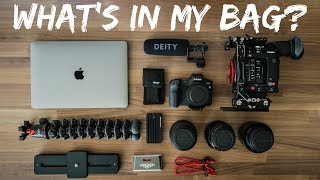 What S In My Camera Bag   Travel Filmmaking Gear