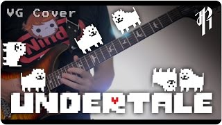 getlinkyoutube.com-Undertale: Spider Dance - Metal Cover || RichaadEB