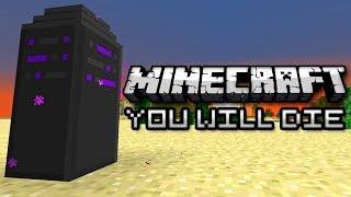 getlinkyoutube.com-Minecraft: YOU WILL DIE (Mod Showcase)