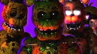 getlinkyoutube.com-DONT WAKE THE CHILD EATING ANIMATRONIC || FNAF Final Hours (FREE ROAM Five Nights at Freddys)