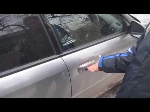 Subaru открыть без ключа