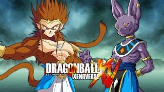 getlinkyoutube.com-Tam Anegi (Universe #1) VS Lord Beerus (Universe #7) | Dragon Ball Xenoverse MODS (Duels)