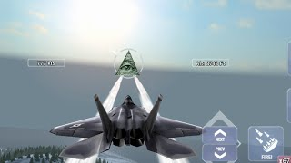 getlinkyoutube.com-Fox One Special Missions Death from above F22 Gameplay