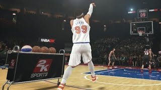 getlinkyoutube.com-NBA 2K15 MyCareer - 3 Point Contest!