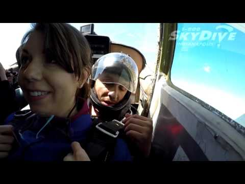 Haley Devine's Tandem skydive!