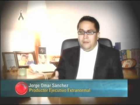 Extranormal Los misterios de la muerte de Juan Ramon Saenz 1a parte