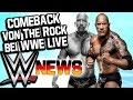 The Rock Comeback, Jeff Jarrett übernimmt TNA?, Viele Talente gekündigt | WWE NEWS 262015