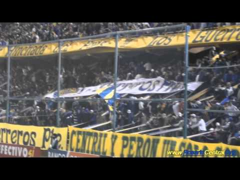 La Hinchada Canalla (Los Guerreros) vs Aldosivi (13/06/11) (HD)