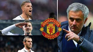 TOP 5 Manchester United Transfer Target 2018/19 | HD