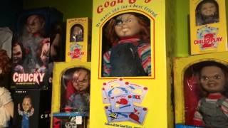 getlinkyoutube.com-My Chucky Collection