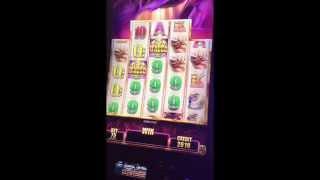 Episode #4 $40 double or nothing buffalo grand slot machine