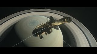 NASA at Saturn: Cassini's Grand Finale width=