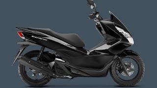 getlinkyoutube.com-2015 Honda PCX150 Scooters