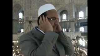 getlinkyoutube.com-أذان جميل في طبقات صوته وحنجرة الذهبية لمؤذن تركي  في مسجد السلطان أحمد سلسلة الاذانات التركية