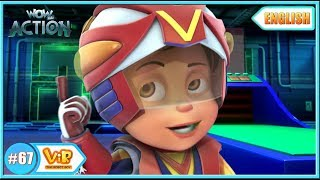 Vir: The Robot Boy   Invisible Power Attack   English episodes for Kids   WowKidz Action width=