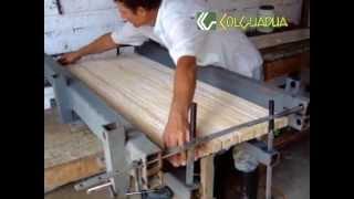 getlinkyoutube.com-laminados de guadua bambu  laminated bamboo