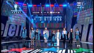 getlinkyoutube.com-Telethon 2012: Big Band suona Girotondo intorno al mondo per i bambini di Ti lascio una canzone