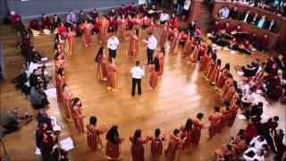 İngiltere Alevi Kültür Merkezi ve Cemevi Semah Ekibi Oxford Universitesi