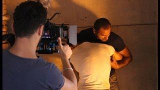getlinkyoutube.com-RecRevan: Without Shadow [Без тени] film - Behind The Scenes part 6