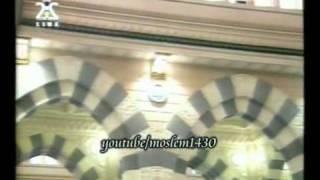 getlinkyoutube.com-بكاء امام المسجد النبوي وانظر الى المخرج ماذا فعل؟؟؟؟