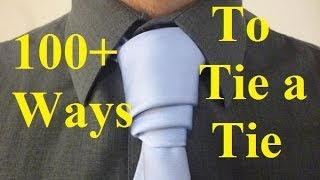 getlinkyoutube.com-How to Tie a Tie Van Wijk Knot