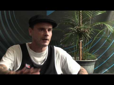 Def P & The Beatbusters interview - Def P (deel 4)