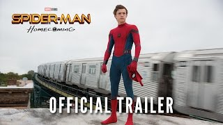 getlinkyoutube.com-FIRST OFFICIAL Trailer for Spider-Man: Homecoming
