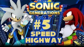 getlinkyoutube.com-Sonic Generations PC - (1080p) Part 5 - Speed Highway