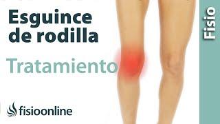 getlinkyoutube.com-Esguince de ligamento lateral interno de rodilla - Tratamiento en su fase inicial