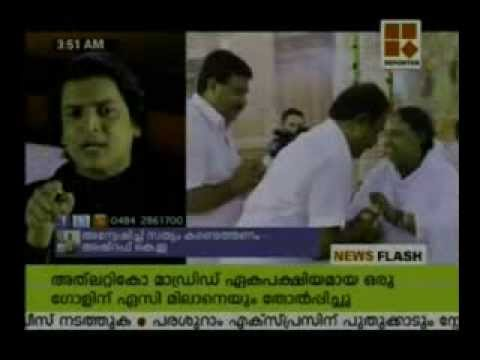 People doubt if it is a Conspiracy against Amritanandamayi - Rahul Easwar, Reporter TV