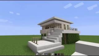 getlinkyoutube.com-Jak zbudować fajny dom w minecraft #2