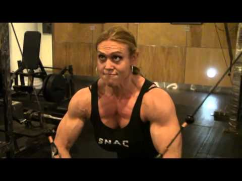 Colette Training Chest for the NY PRO 2010