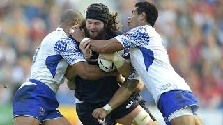 Samoa v USA - Full Match Video Highlights and Tries