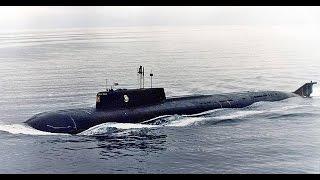 getlinkyoutube.com-Mammoet - Salvage of nuclear submarine Kursk