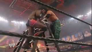 getlinkyoutube.com-Money In The Bank Ladder Match 2006   Wrestlemania 22   Highlights HD