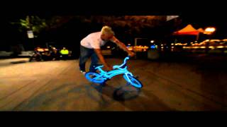 "getlinkyoutube.com-""Blake Hicks vs. Tron Bike"" ( round 1 )"