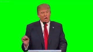 getlinkyoutube.com-DONALD TRUMP GREEN SCREEN MATERIAL