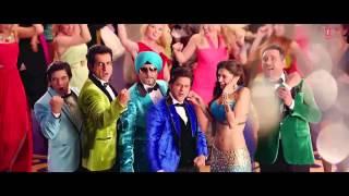 getlinkyoutube.com-اغنية هندية روعة India Waale من فيلم شاروخان 2014 Happy New