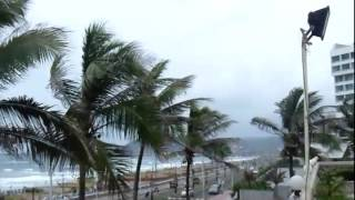 getlinkyoutube.com-Vizag Beach View from Atop Taj Gateway