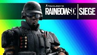getlinkyoutube.com-Rainbow Six Siege: Random Moments - The Chill Corner!