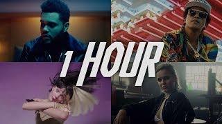 [1 HOUR] MASHUP & MEGAMIX - NEW SONGS - SUMMER 2017