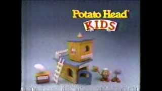 getlinkyoutube.com-Potato Head Kids Clubhouse Commercial December 1986