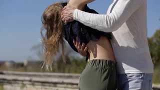 getlinkyoutube.com-Kizomba New Style sensual - Nadine & Martin (Belarus/Switzerland)