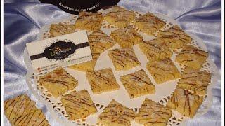 getlinkyoutube.com-شهيوات ريحانة كمال صابلي باللوز و نكهة الليمون الحامض لذيذ و راقي