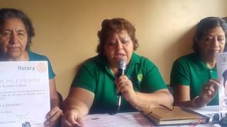 """Rotarias anuncian programa """"Mis XV años de Ensueño"""""""