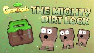 getlinkyoutube.com-Growtopia | The Mighty Dirt Lock (Funny Skit)