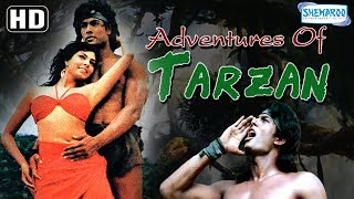 getlinkyoutube.com-Adventures Of Tarzan - Kimi Katkar - Hemant Birje - Hindi Full Movies