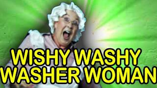 getlinkyoutube.com-Wishy Washy Washer Woman - The Learning Station