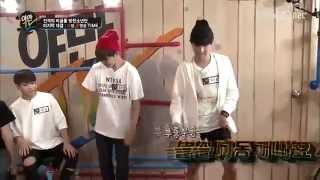 getlinkyoutube.com-150629 BTS YamanTV ep24 : J-Hope&JIMIN DANCE cut
